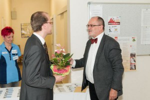 Begrüßung Pflegedienst Kamenz